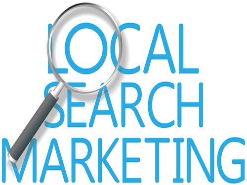 Local SEO Marketing Image
